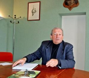 Guy Guédon, président de la FDC 79