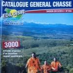 Photo du catalogue général de chasse Ediloisir