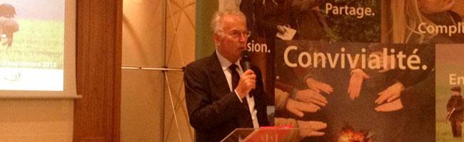 Discours de Bernard Baudin lors de la conférence de presse de la FNC 2013