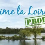 """Opération """"J'aime la Loire propre"""""""