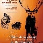 Salon de la Chasse de Rambouillet 2014