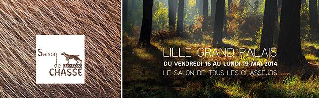 Salon de Chasse à Lille 2014