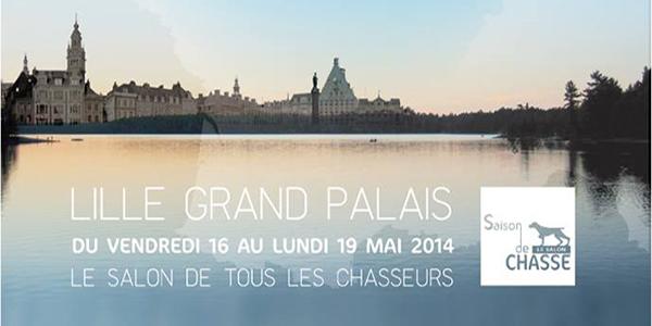 Un salon d di la chasse au lille grand palais - Salon a lille grand palais ...