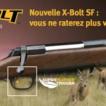 Browning Xbolt SF 2014: carabine de chasse