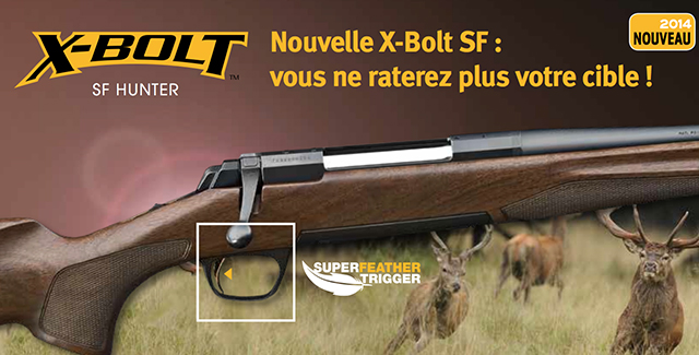 carabine Browning X-Bolt SF