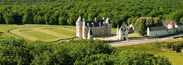 Montpoupon, le château