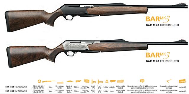 carabine Bar MK3