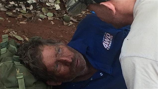 Reg Foggerdy survit 6 jours dans le désert