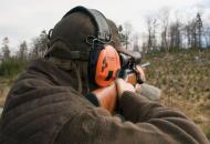 casque de protection à la chasse
