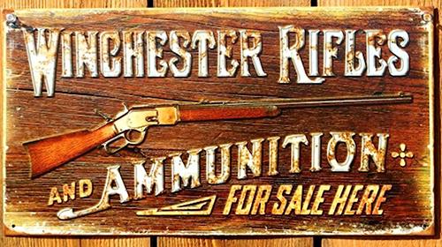 Winchester fabricant d'armes à feu