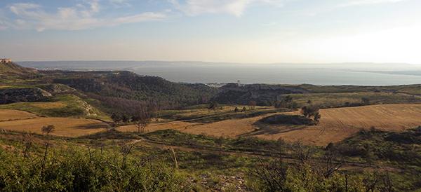 La campagne de Rognac et ses terrains de chasse