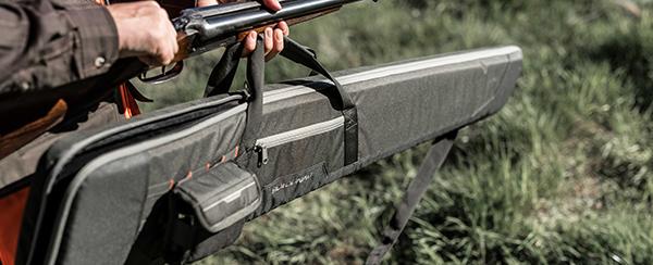 Transporter son arme pour un voyage de chasse