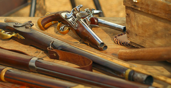 Le decret sur les armes pour les collectionneurs