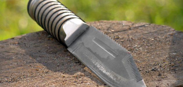 A la chasse, le couteau est un accessoire indispensable
